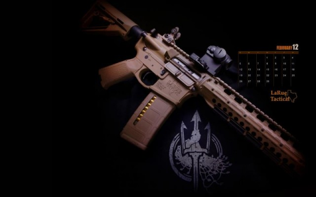 Calendar Wallpapers for 2012 from LaRue Tactical | Airsoft ...