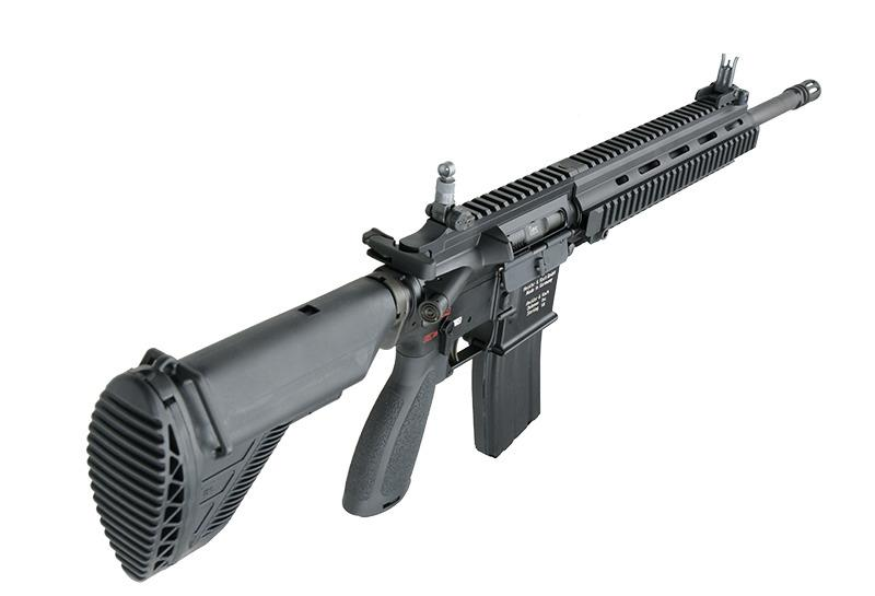GunFire // M27 IAR GBB now available ...