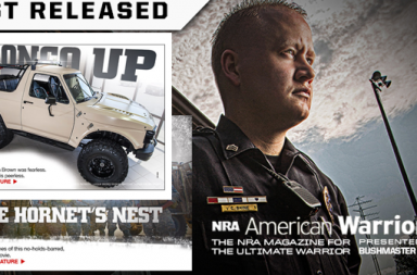 NRA American Warrior Issue 20