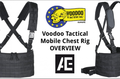 Voodoo Tactical Mobile Chest Rig