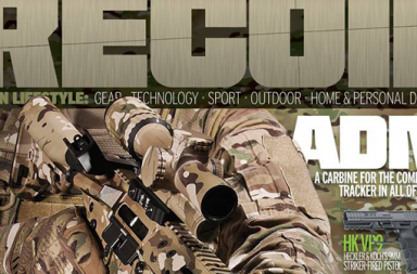 RECOIL Magazine Issue 15