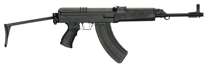 Ares Airsoft VZ-58-L-BK