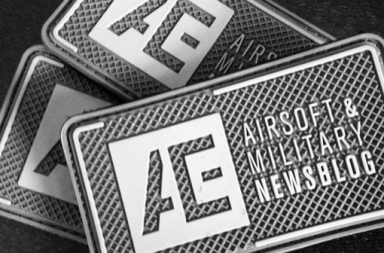 airsoft & military news blog patch