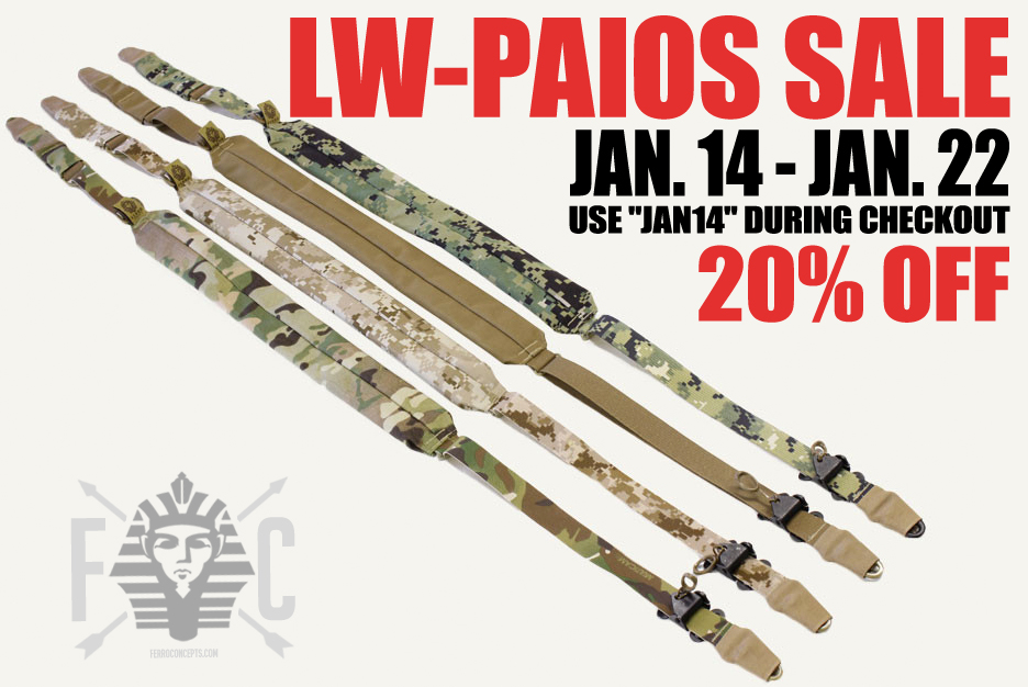 PAIOS PADDED ALL IN ONE SLING