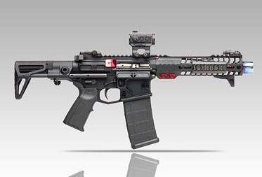 SLR Airsoftworks M4