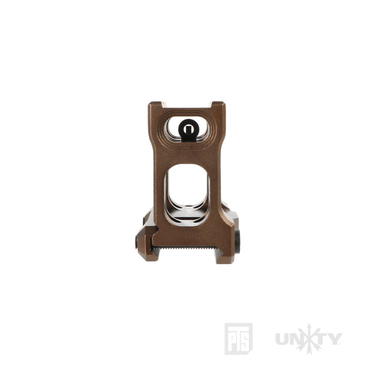 PTS Unity Tactical Fast Micro Mount Dark Earth
