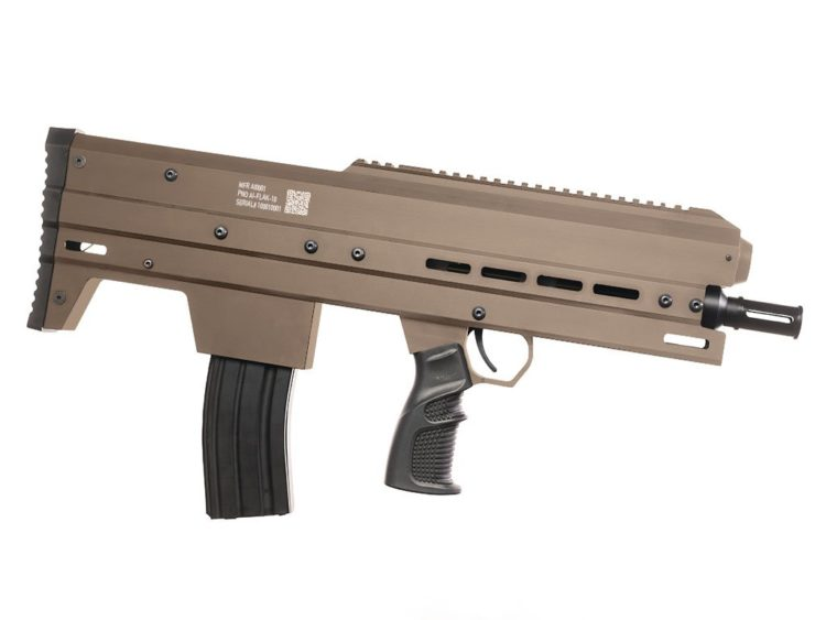 FLAK-10 Airsoft Innovations