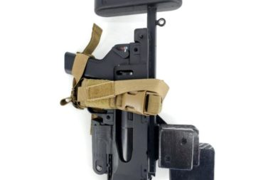 M320 Weapon Retention Clamp