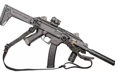 Vickers SMG Sling