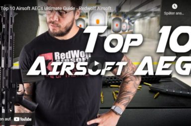 Top 10 Airsoft